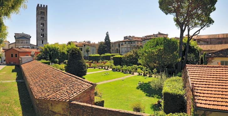 Basilika San Frediano, Lucca