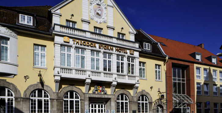 Bild 26714238 - Best Western Theodor Storm Hotel