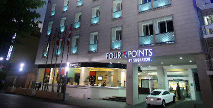Image 22335535 - Four Points by Sheraton Mexico City
