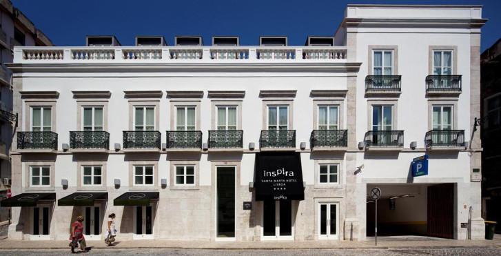 Inspira Santa Marta Hôtel