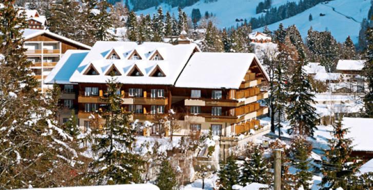 Bild 27154279 - Hotel Steinmattli