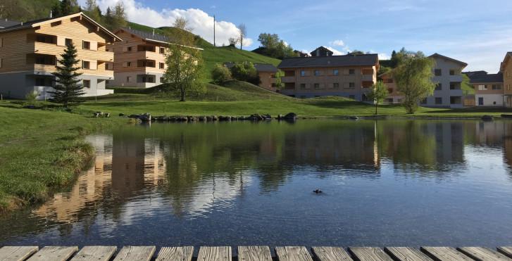 Bild 27236209 - MM Leserangebot - Ferienresort Pradas - Sommer inkl. Bergbahnen