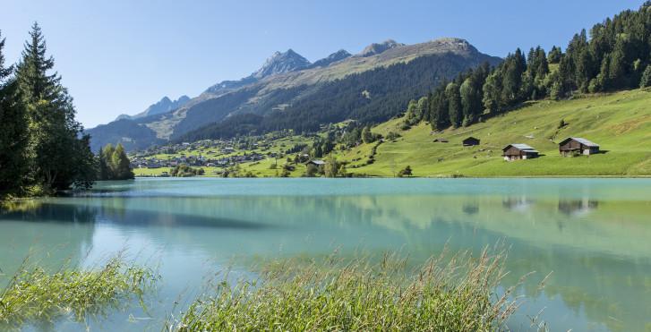 Bild 27236211 - MM Leserangebot - Ferienresort Pradas - Sommer inkl. Bergbahnen