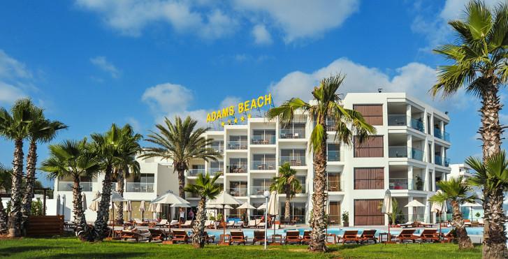 Adams Beach Deluxe Wing Zypern Migros Ferien