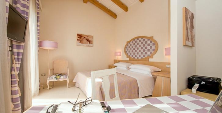 Doppelzimmer - Vivosa Apulia Resort