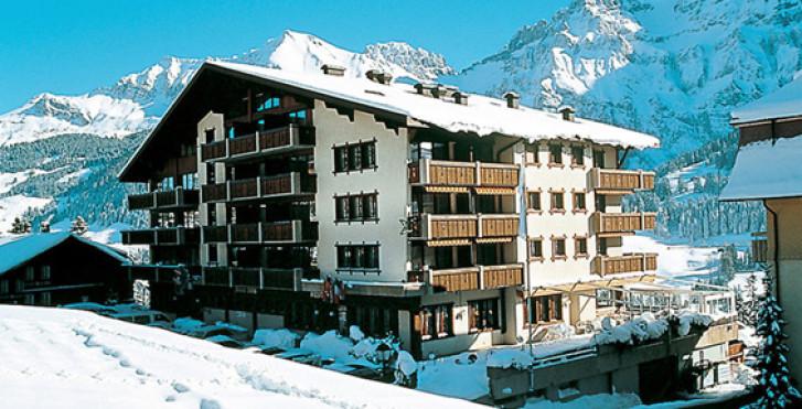 Boutique Hotel Beau-Site