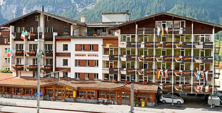 Image 27208806 - Derby Hôtel