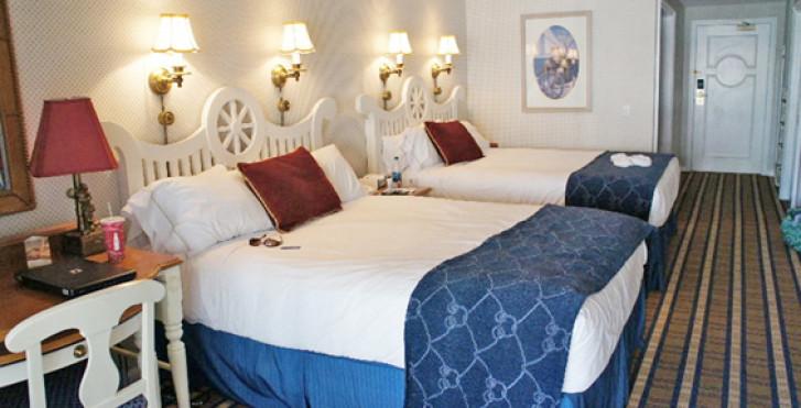 Disney's Yacht Club Resort Package