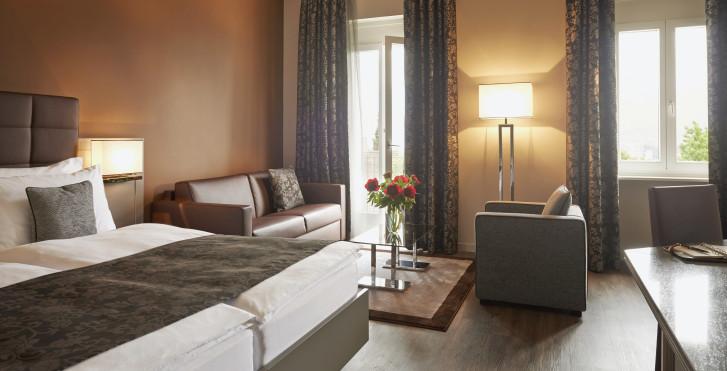 Junior Suite - Hotel Belvedere Locarno