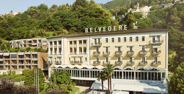 Image 35342470 - Hôtel Belvedere Locarno