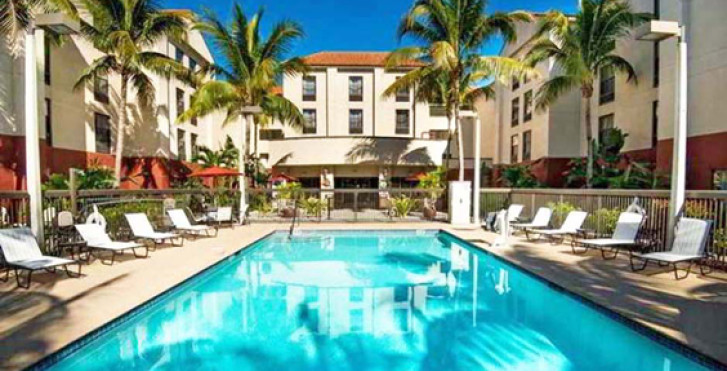 Bild 27214534 - Hampton Inn & Suites Fort Myers Beach