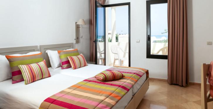 Chambre double bâtiment principal - Aldiana Club Djerba Atlantide