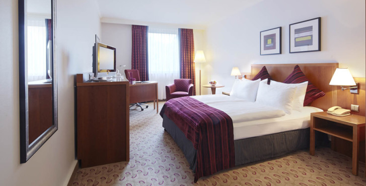 Crowne Plaza Hamburg – City Alster