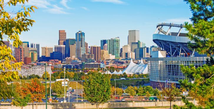 Skyline, Denver