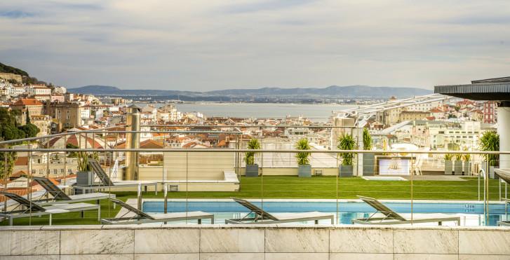 Bild 27318953 - NH Collection Lisboa Liberdade