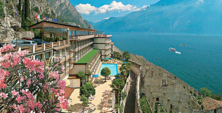Hotel Splendid Palace Gardasee Migros Ferien