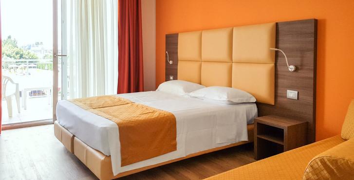 Chambre double - Hotel Bella Lazise