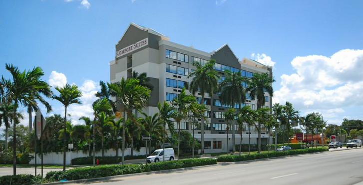 Fort Lauderdale Airport/ Cruise Port Inn