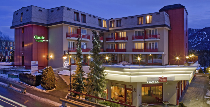 Alpine Classic Hotel - Skipauschale