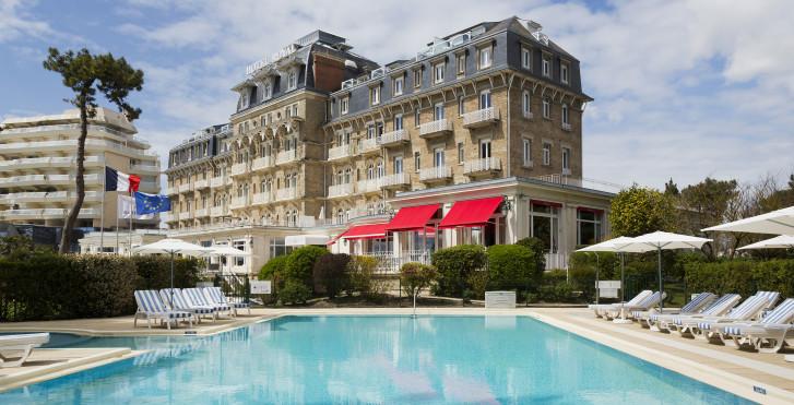 Hotel Barriere Le Royal La Baule