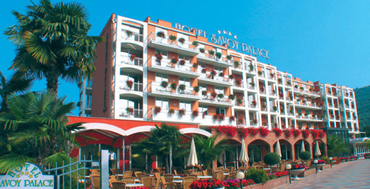 Image 27426535 - Savoy Palace Hôtel