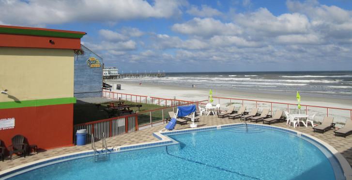 Roomba Inn & Suites, Daytona Beach