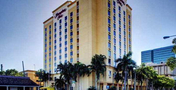 Hampton Inn Ft. Lauderdale Downtown-Las Olas Area