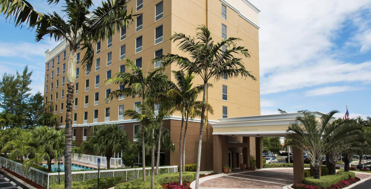 Hampton Inn By Hilton - Hallandale Beach-Aventura