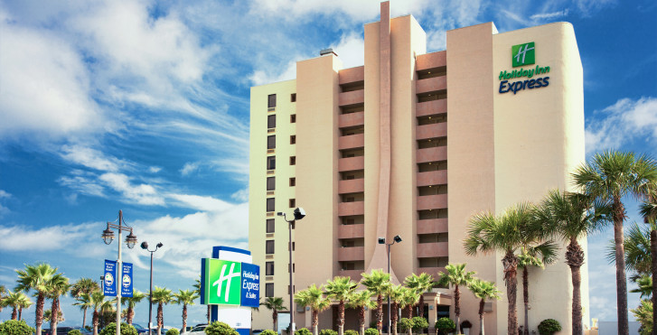 Holiday Inn Express & Suites Oceanfront, Daytona Beach