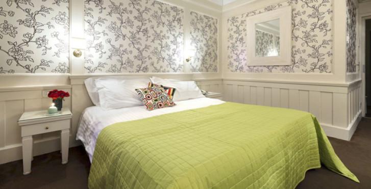 Doppelzimmer - Europa Hotel Design Spa