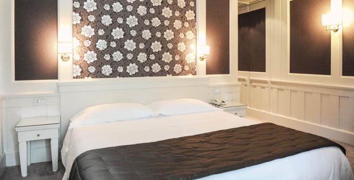 Chambre double - Europa Hotel Design Spa