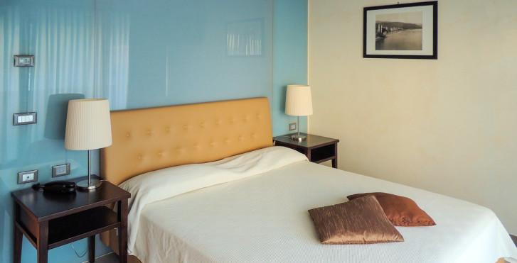 Chambre double Corner Deluxe - Riviera dei Fiori