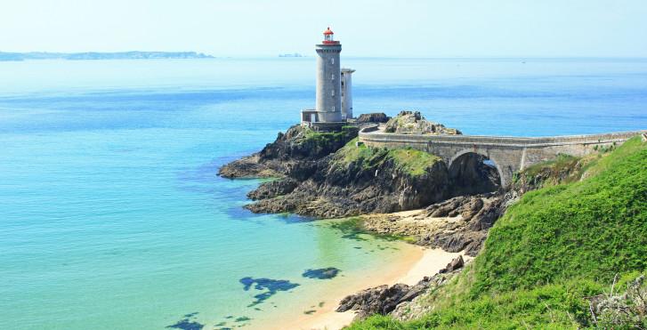 Phare du Petit Minou, Bretagne
