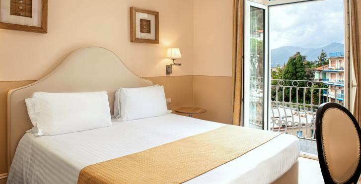 Chambre double Superior - Grand Hôtel Bristol Resort & Spa