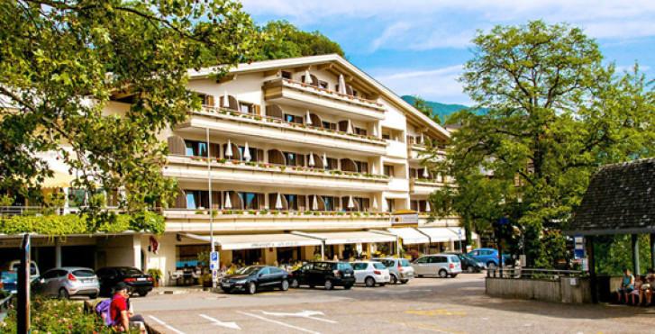 Image 27589989 - Christoph's hôtel
