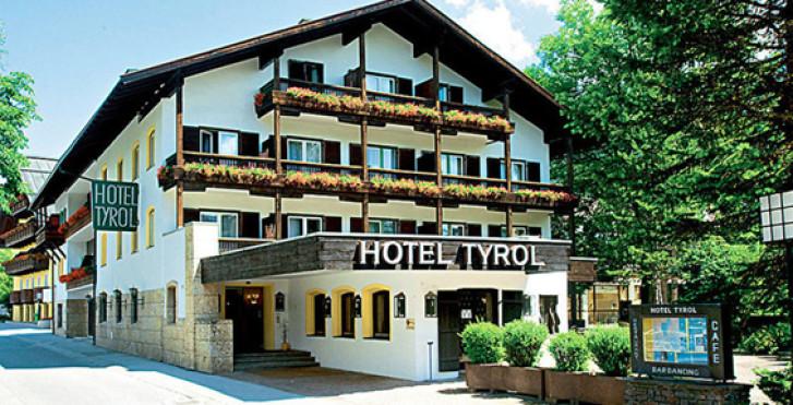 Tyrol Alpenhof Seefeld