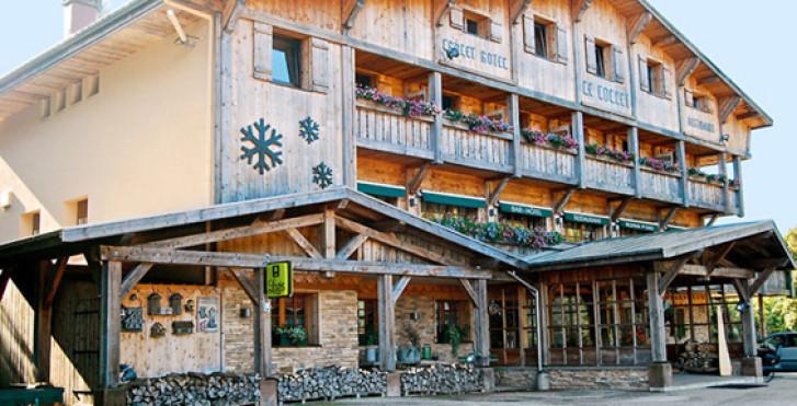 Image 27621255 - Hôtel Le Collet