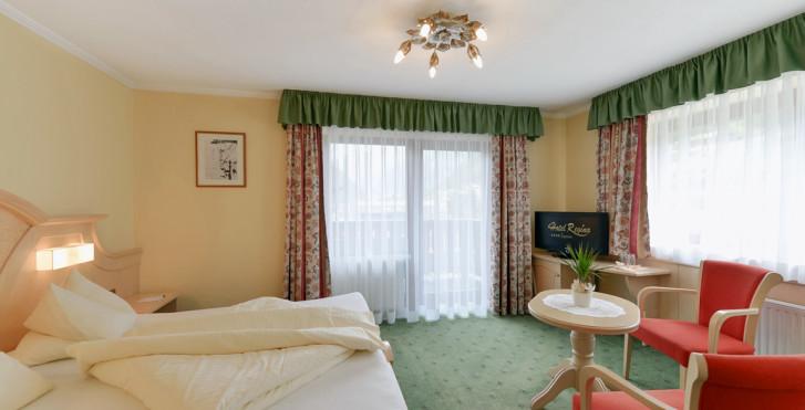 Chambre double - Hôtel Regina