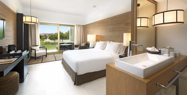 Chambre double Deluxe vue parc - Anantara Vilamoura Algarve Resort