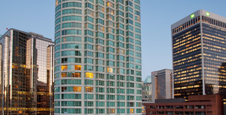 Image 27751300 - Vancouver Marriott Pinnacle Downtown