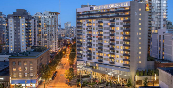 Best Western Plus Chateau Granville Hotel & Suites