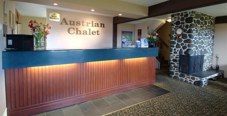 Best Western Plus Austrian Chalet, Campbell River