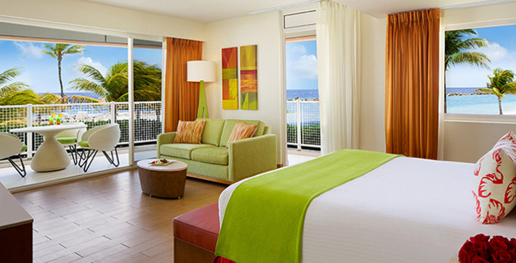 Doppelzimmer Premium Deluxe - Sunscape Curaçao Resort Spa & Casino
