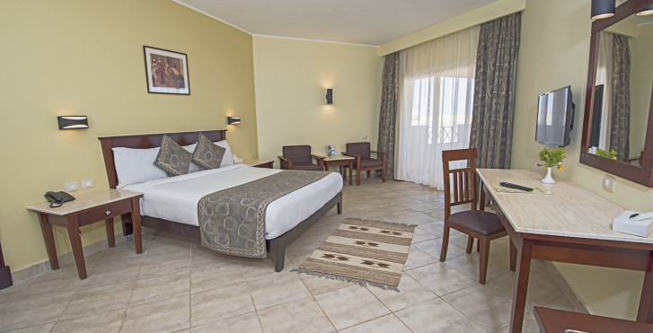 Chambre double Superior - Royal Tulip Beach Resort Marsa Alam