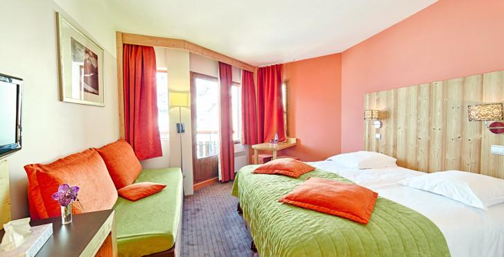 Image 27907829 - Hôtel Les Bruyères