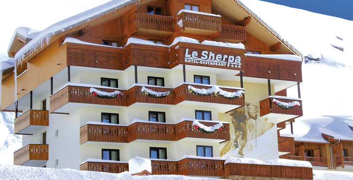 Image 28136387 - Hôtel Le Sherpa