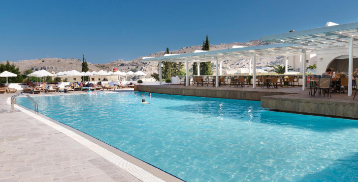 Bild 27966332 - Lindos Village Resort and Spa