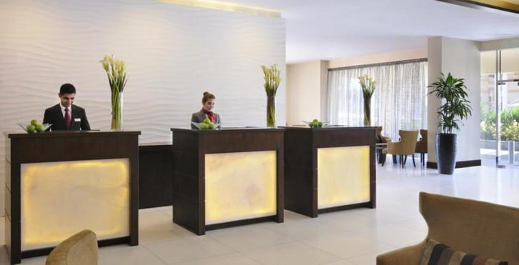 Mövenpick Hôtel Apartments Al Mamzar Dubai