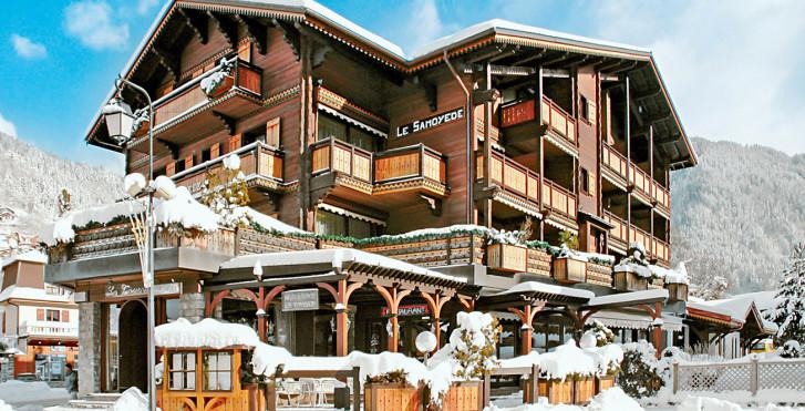 Image 28033873 - Hôtel Le Samoyède