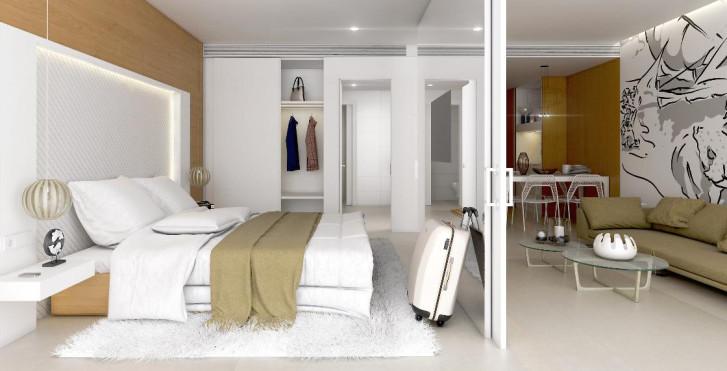 Bild 28038382 - Suitopia Sol y Mar Suites Hotel